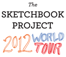 The Sketchbook Project 2012 | World Tour